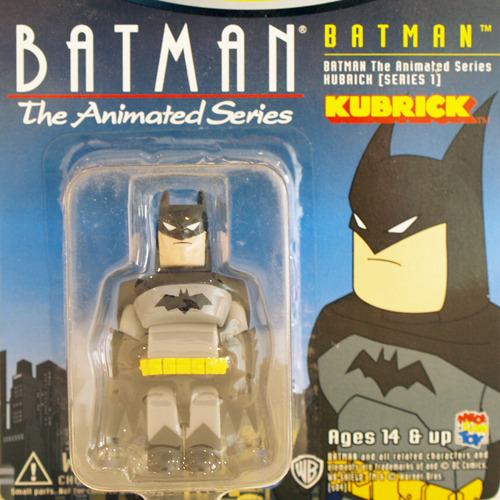 KUBRICK BATMAN The Animated Series-BATMAN