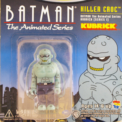 BATMAN The Animated Series-KILLER CROC