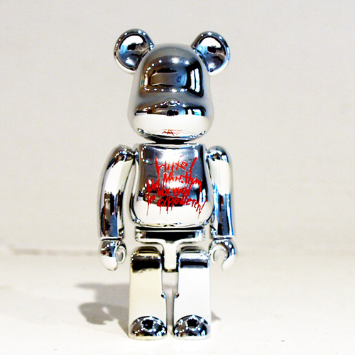 Be@rbrick Series11-ARTIST MONSTER 1.04 개봉, 흠집