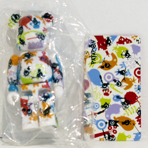 Be@rbrick Series17-PATTERN/PATAPON