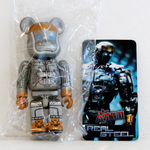 Be@rbrick Series23-SF REAL STEEL