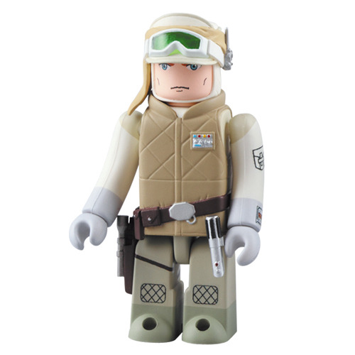 KUBRICK STAR WARS DX SERIES2-LUKE SKYWALKER(HOTH)