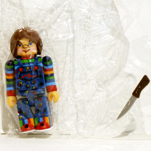 Kubrick Chucky-Good Guy Secret