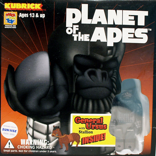PLANET OF THE APES B
