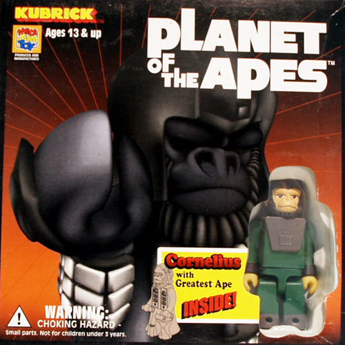 PLANET OF THE APES A