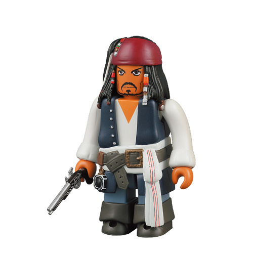 Kubrick Jack Sparrow(Dead Man's Chest)