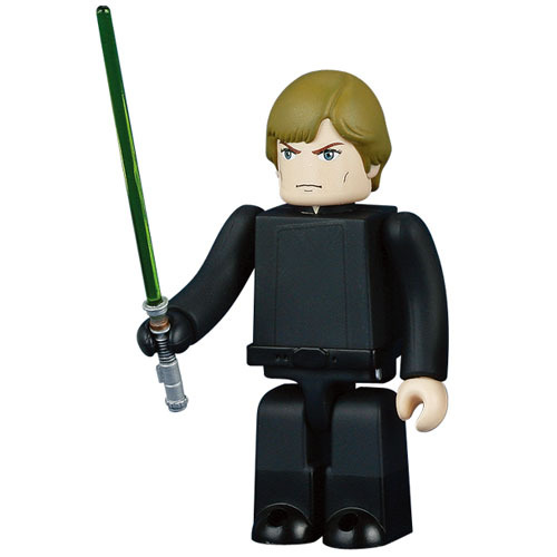 KUBRICK STAR WARS Series5-JEDI KNIGHT LUKE SKYWALKER