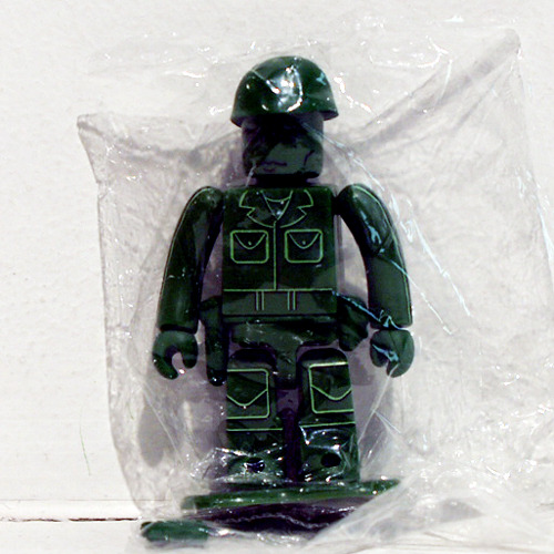 KUBRICK TOY STORY-GREEN ARMY MAN