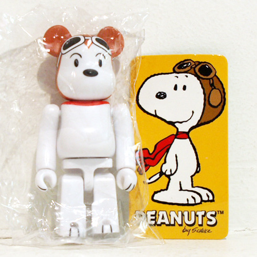 Be@rbrick Series24-CUTE SNOOPY