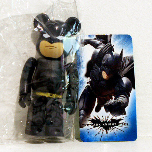 Be@rbrick Series24-HERO THE DARK KNIGHT RISES