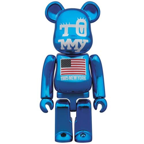 BE@RBRICK 100% TOMMY 변색