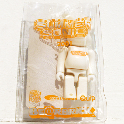 Be@rbrick 100% SUMMER SONIC 2001