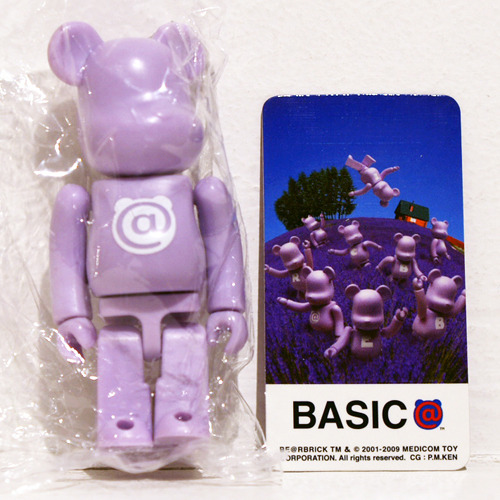 Be@rbrick Series18-BASIC-@