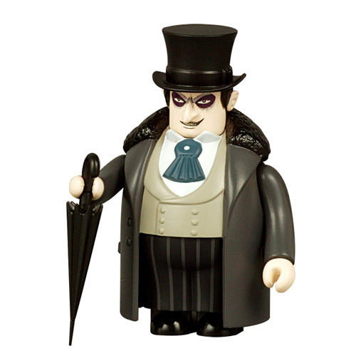 BATMAN MOVIE KUBRICK SERIES 1-4 THE PENGUIN