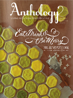 Anthology 11(SPRING 2013)-Eat, Drink & Be Merry