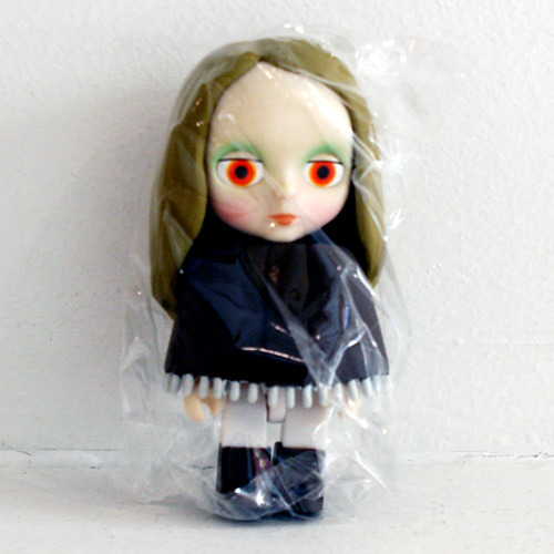 Blythe series1 Pow-Wow Poncho(Orange)