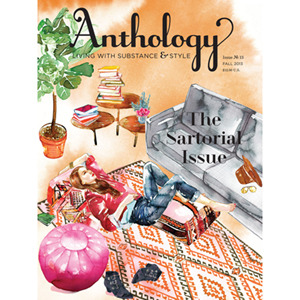 Anthology 13(FALL 2013)-The Sartorial Issue
