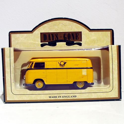 LLEDO VW Van-GERMAN POST