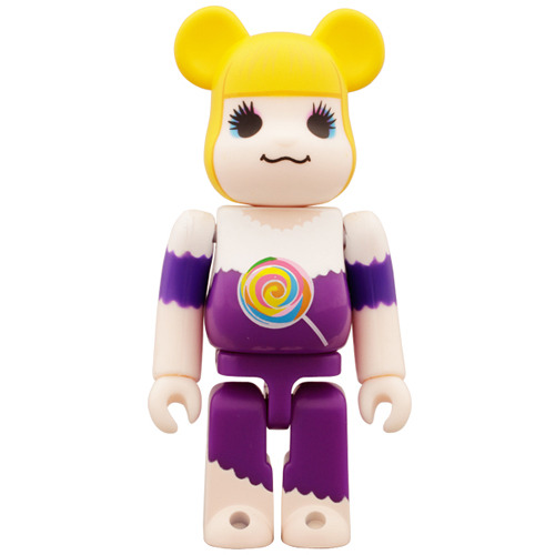 Be@rbrick 100% I LOVE CANDY(RUNE BOUTIQUE)