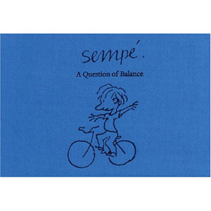 Sempe: A Question of Balance(postcards)