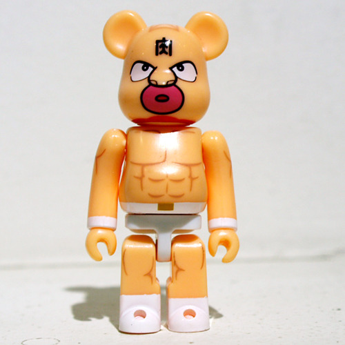 Be@rbrick Series29-HERO 근육맨(개봉)