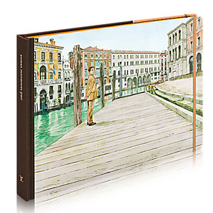Louis Vuitton Travel Book Venise-Jiro Taniguchi