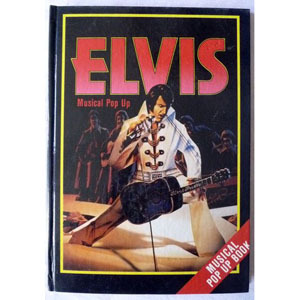 Elvis Musical Pop Up(1985년 초판본)