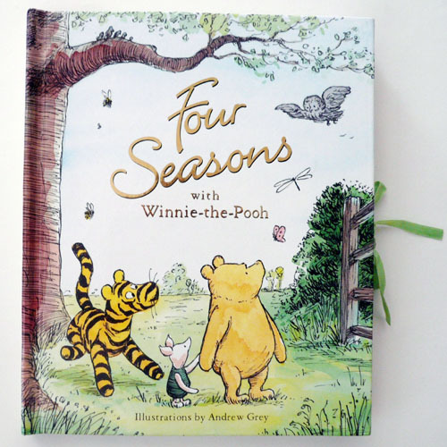 Four Seasons with Winnie-the-Pooh