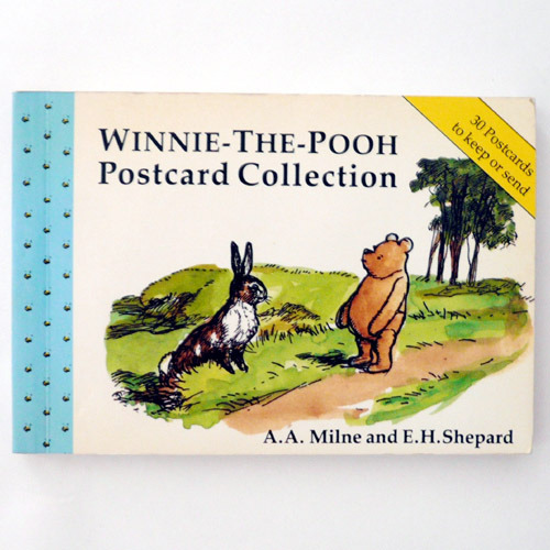 Winnie-the-Pooh Postcard Collection