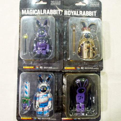 KUBRICK MAYHEM RABBIT SERIES 2 SET