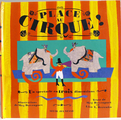 Place au cirque ! Pop-up