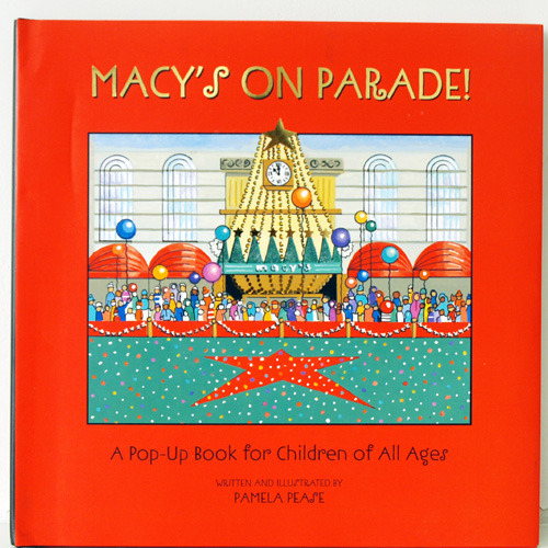 Macy's on Parade: A Pop-up Book
