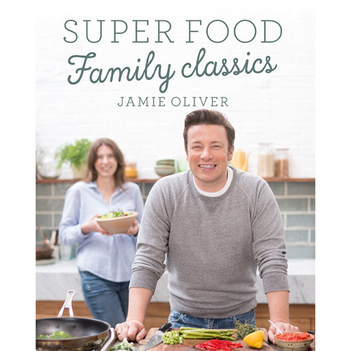 Jamie Olive-Super Food Family Classics