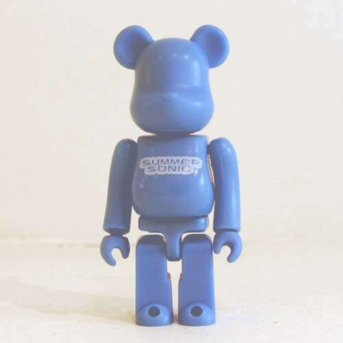 Be@rbrick 100% SUMMER SONIC 2001 개봉