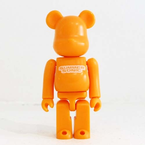 Be@rbrick 100% SUMMER SONIC 2001-2 개봉