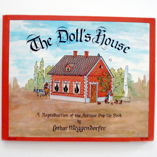 The Doll's House(Paperback)-Lothar Meggendorfer(1981년 복간본(1887년 초판, 1978년 복간 초판))